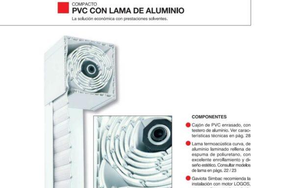 PVC con Lama de Aluminio